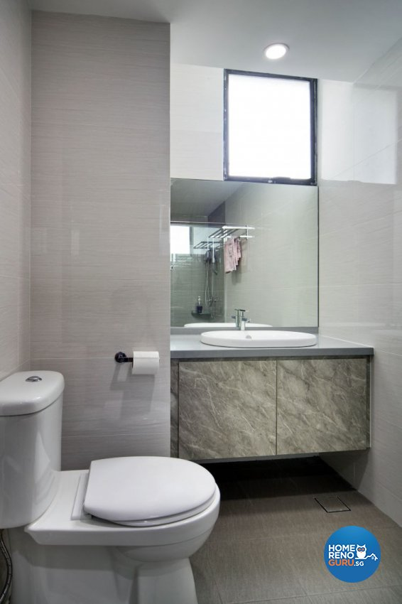 Classical, Contemporary, Modern Design - Bathroom - Condominium - Design by Vegas Interior Design Pte Ltd
