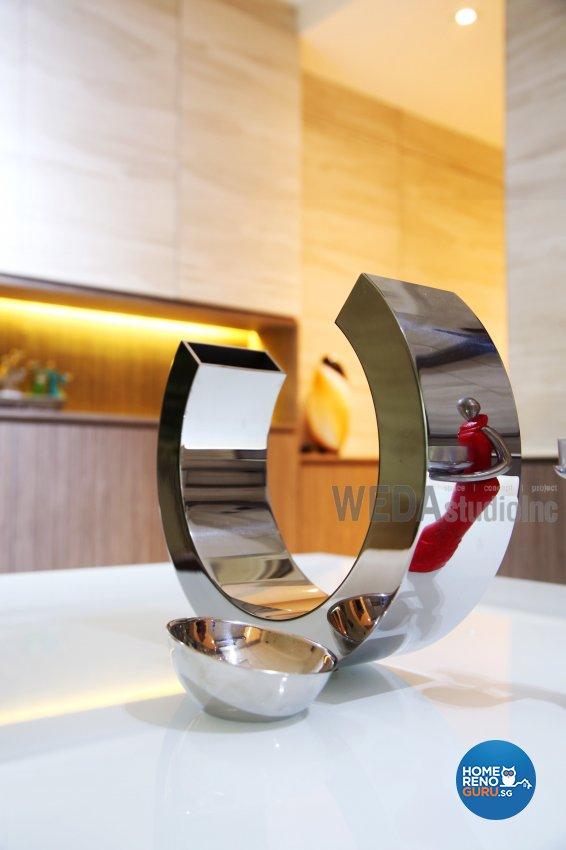 Contemporary, Modern Design - Kitchen - Condominium - Design by WEDA StudioInc Pte Ltd