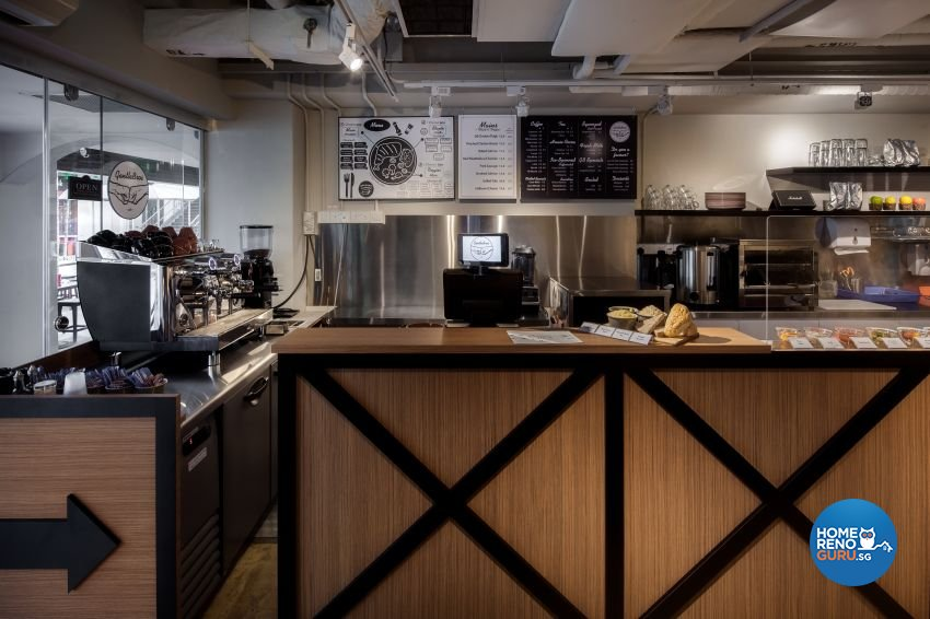 Scandinavian Design - Commercial - Retail - Design by Weiken.com Design Pte Ltd