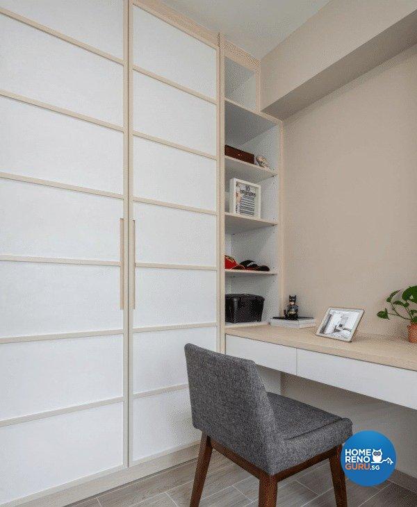 Others Design - Study Room - HDB 4 Room - Design by Weiken.com Design Pte Ltd