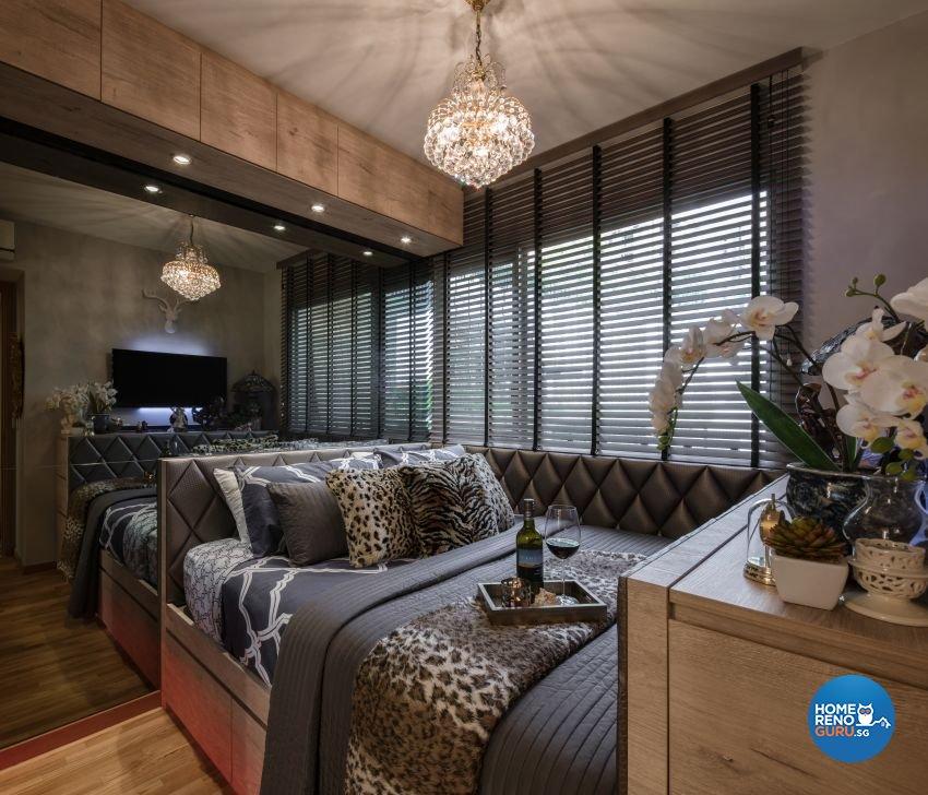 Modern Design - Bedroom - Condominium - Design by Weiken.com Design Pte Ltd