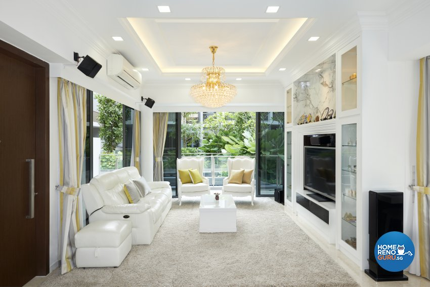Classical, Country Design - Living Room - Others - Design by Weiken.com Design Pte Ltd