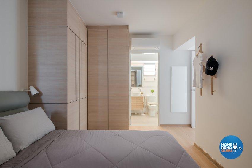 Minimalist, Others Design - Bedroom - HDB 4 Room - Design by Weiken.com Design Pte Ltd