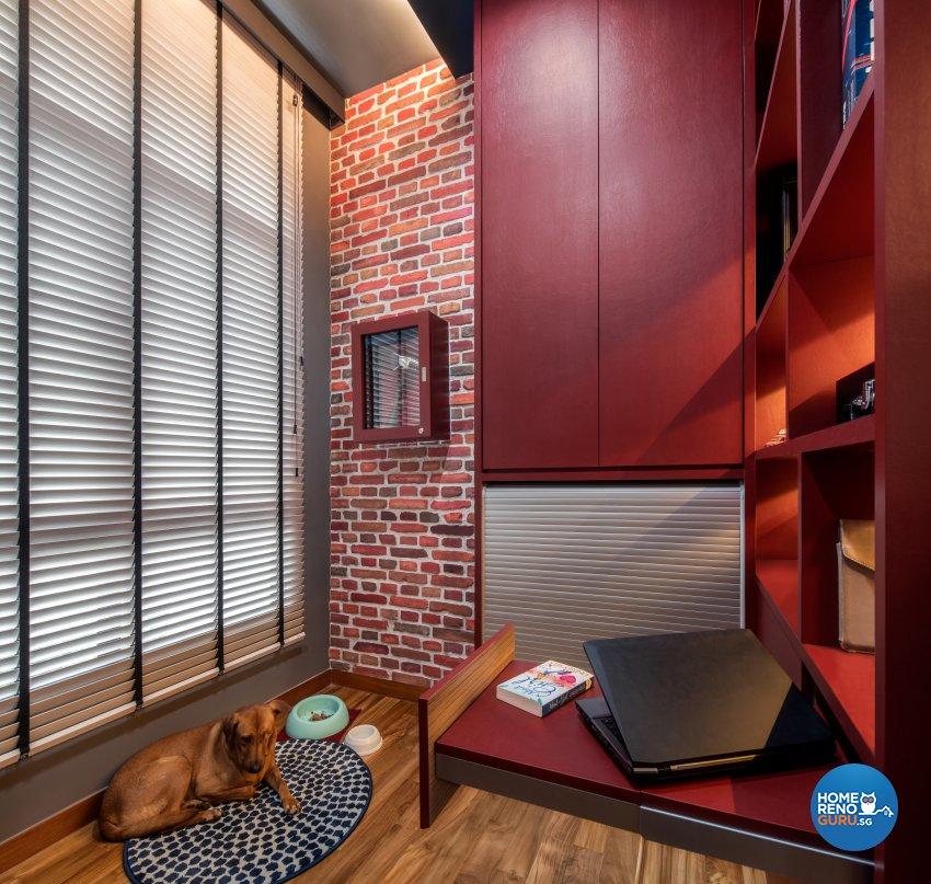 Classical Design - Study Room - Condominium - Design by Weiken.com Design Pte Ltd