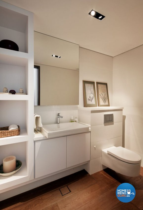 Classical, Contemporary, Modern Design - Bathroom - Landed House - Design by Weiken.com Design Pte Ltd