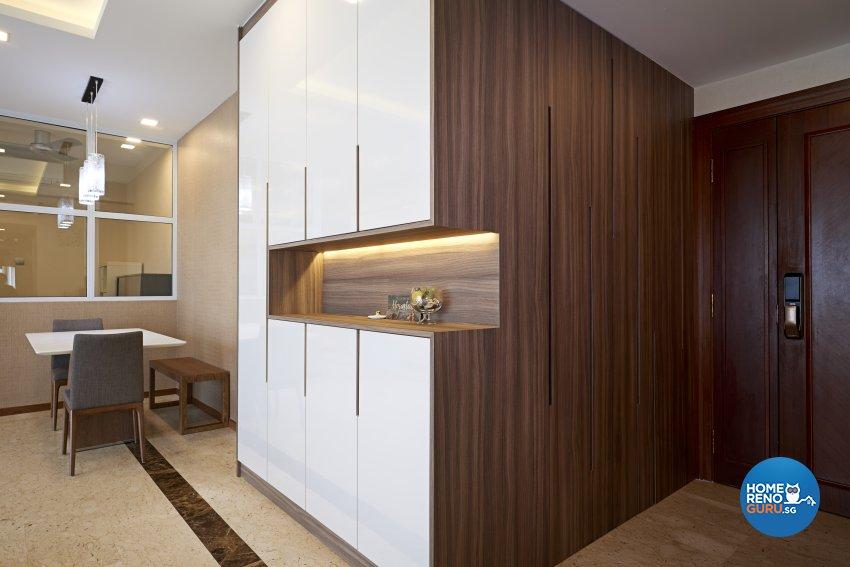 Contemporary Design - Living Room - Condominium - Design by Weiken.com Design Pte Ltd