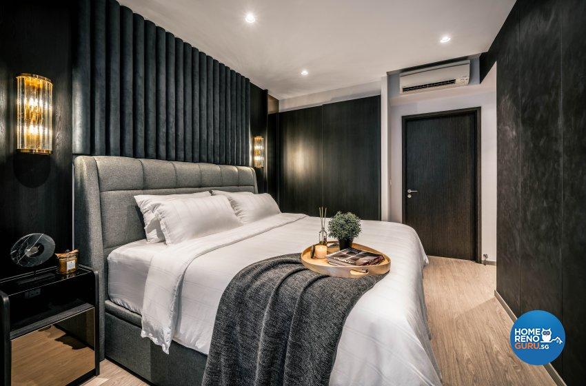 Contemporary Design - Bedroom - Condominium - Design by Weiken.com Design Pte Ltd
