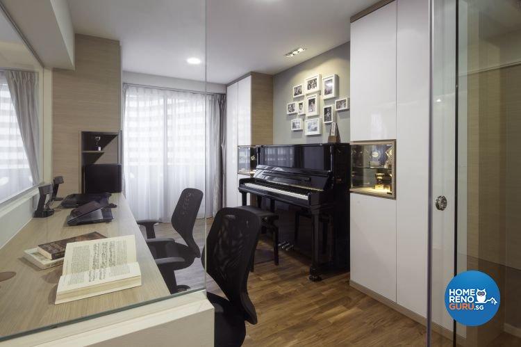 Weiken.com Design Pte Ltd-HDB 3-Room package