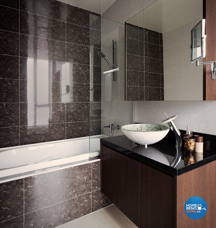 Classical, Contemporary, Modern Design - Bathroom - Landed House - Design by Weiken.com Design Pte Ltd