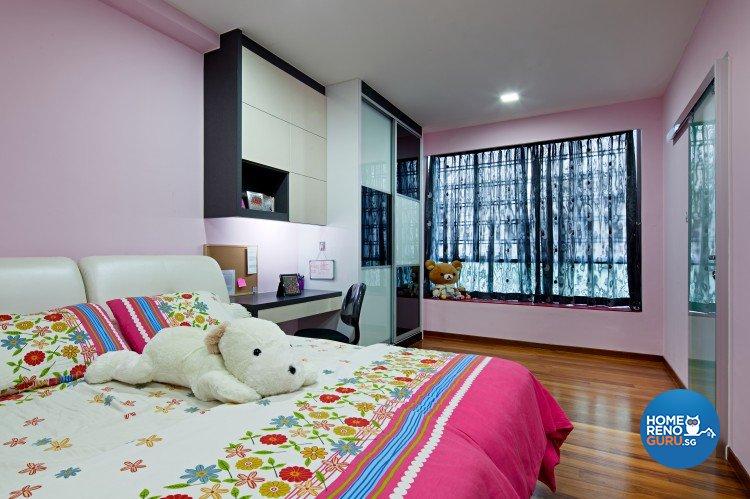 Classical, Contemporary, Modern Design - Bedroom - Landed House - Design by Weiken.com Design Pte Ltd