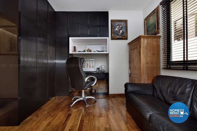 Tropical Design - Study Room - Condominium - Design by Weiken.com Design Pte Ltd