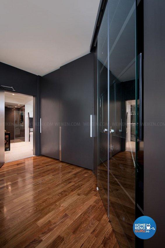 Tropical Design - Bedroom - Condominium - Design by Weiken.com Design Pte Ltd