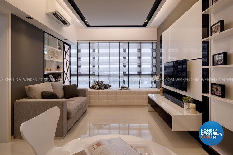 Minimalist condo joy studio design gallery best design for Minimalist condo interior
