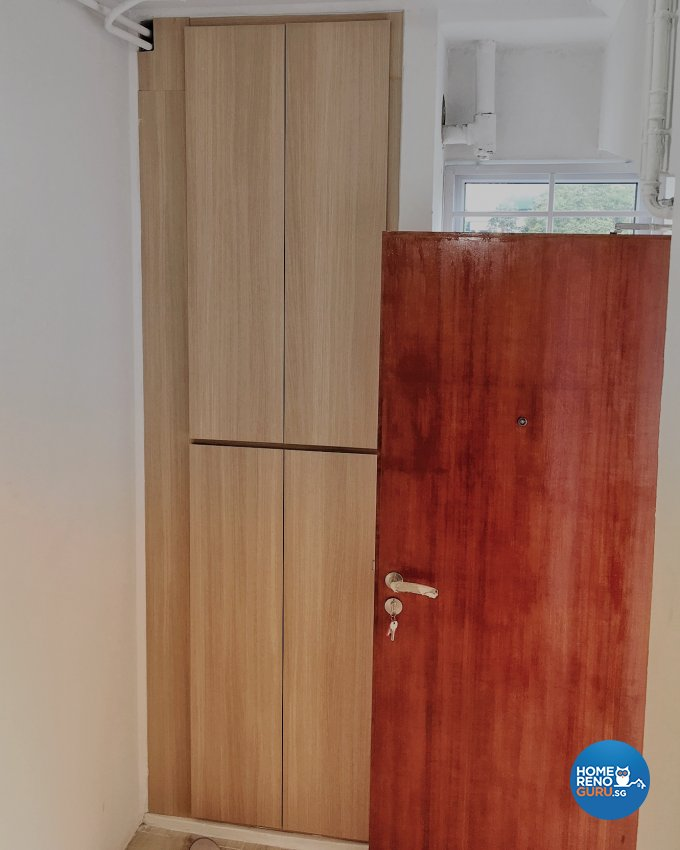 Contemporary, Minimalist, Modern Design - Living Room - HDB 4 Room - Design by Weldas Wolfgang Pte Ltd