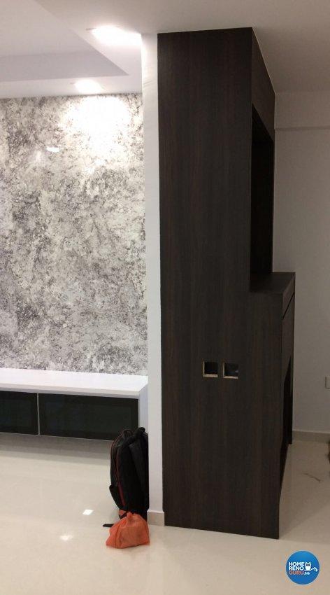 Contemporary, Modern Design - Living Room - HDB 5 Room - Design by Weldas Wolfgang Pte Ltd