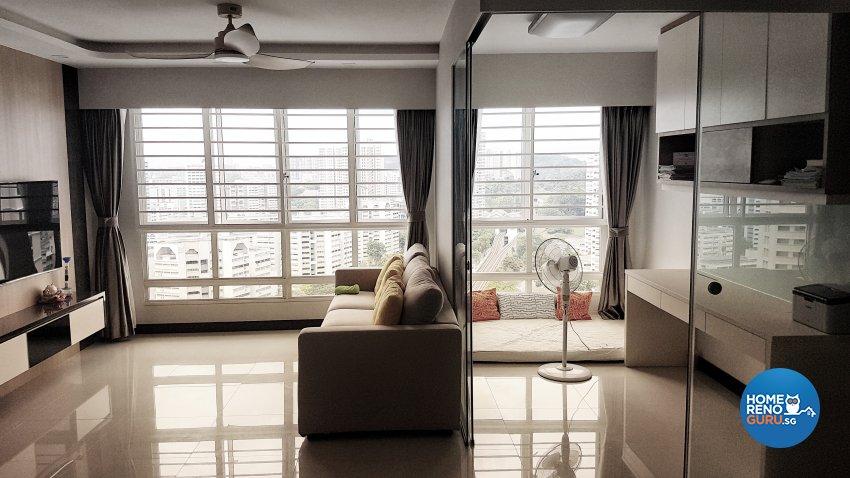 Weldas Interior Pte Ltd-HDB 5-Room package