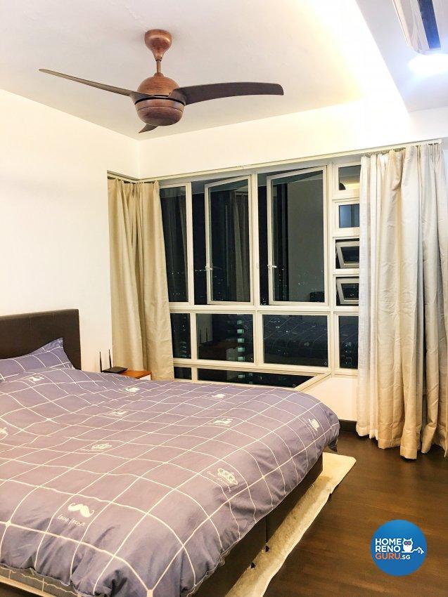 Contemporary, Modern Design - Bedroom - HDB 4 Room - Design by Weldas Wolfgang Pte Ltd