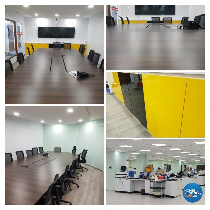 Modern, Others Design - Commercial - Office - Design by Weldas Wolfgang Pte Ltd