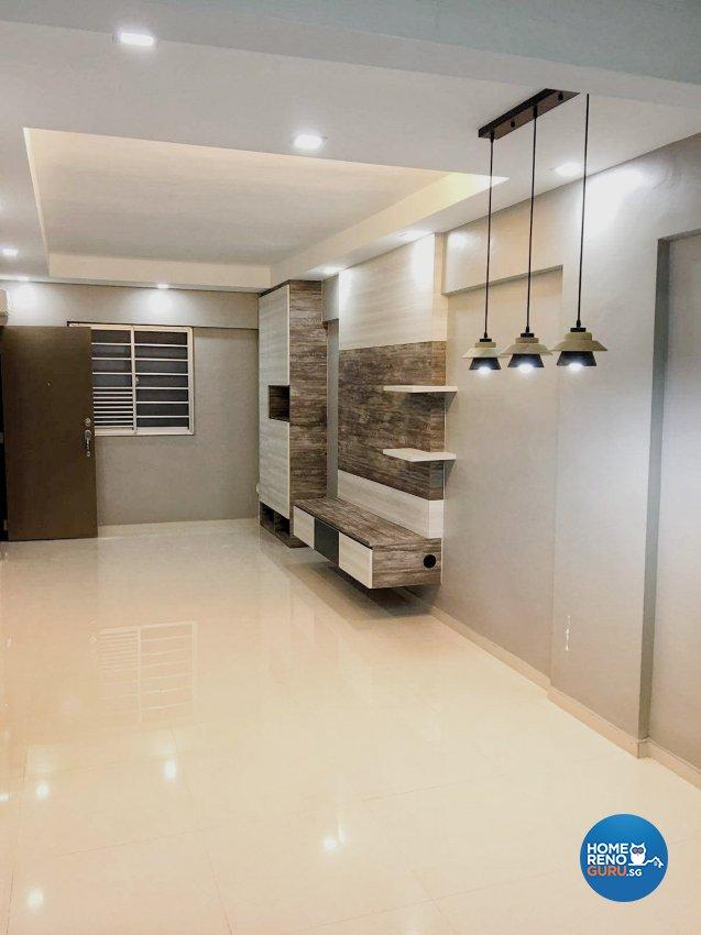 Weldas Interior Pte Ltd-HDB 3-Room package