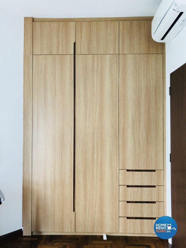 Modern Design - Bedroom - Condominium - Design by Weldas Wolfgang Pte Ltd