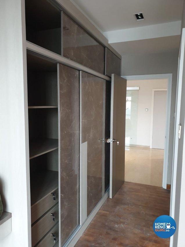 Contemporary, Minimalist, Modern Design - Bedroom - Condominium - Design by Weldas Wolfgang Pte Ltd