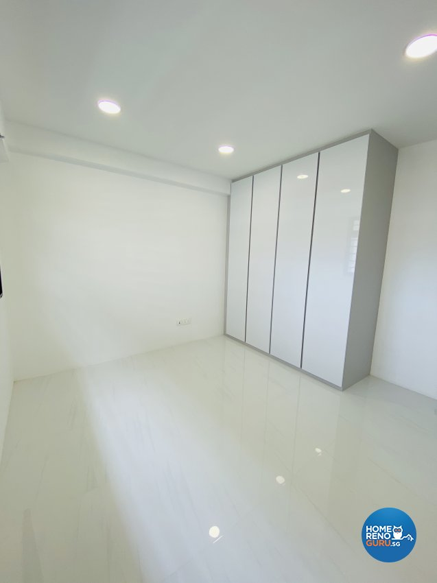Contemporary, Minimalist, Modern Design - Entertainment Room - HDB Executive Apartment - Design by Weldas Wolfgang Pte Ltd