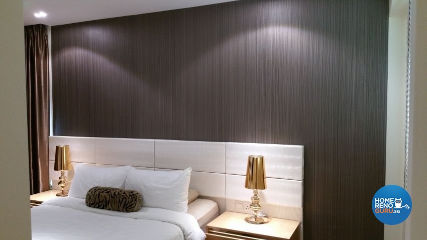 Classical, Contemporary Design - Bedroom - HDB 5 Room - Design by White Silver Pte Ltd