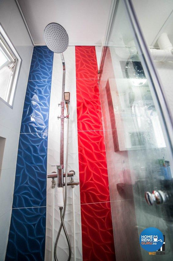Classical, Contemporary, Modern Design - Bathroom - HDB 3 Room - Design by WHST Design