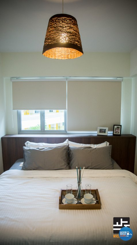 Minimalist, Modern, Resort Design - Bedroom - HDB 5 Room - Design by WHST Design