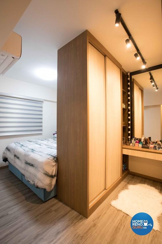 Scandinavian, Victorian Design - Bedroom - HDB 5 Room - Design by WHST Design