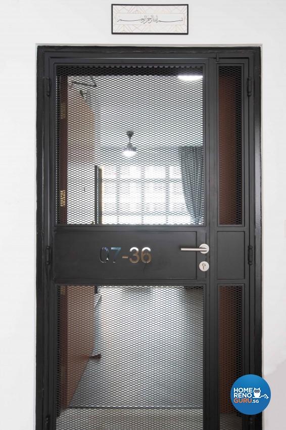 Modern, Scandinavian Design - Living Room - HDB 4 Room - Design by WHST Design