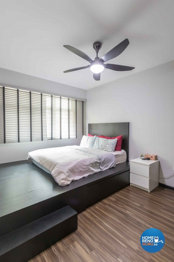 Modern, Scandinavian Design - Bedroom - HDB 4 Room - Design by WHST Design