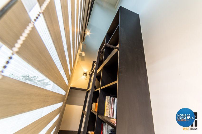 Classical, Contemporary, Modern Design - Study Room - Landed House - Design by WHST Design