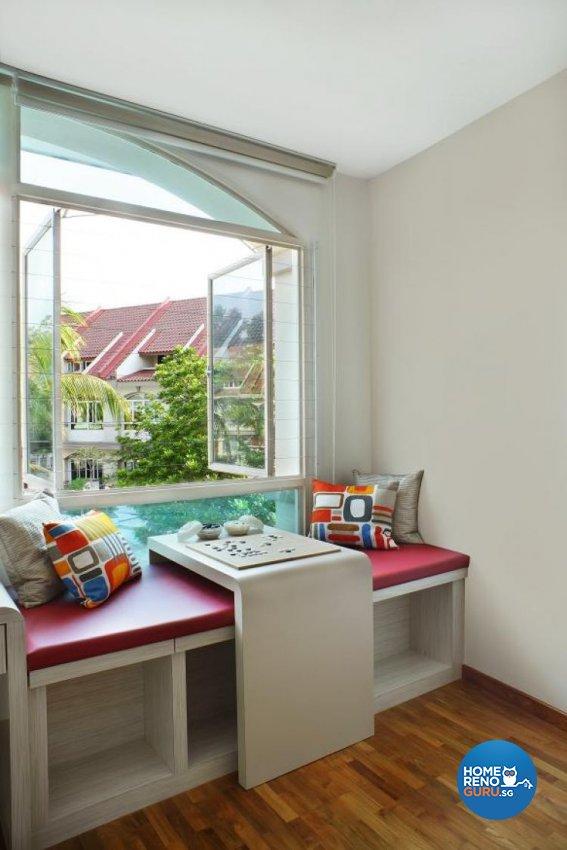 Contemporary, Scandinavian Design - Bedroom - Landed House - Design by Wideangle Pte Ltd