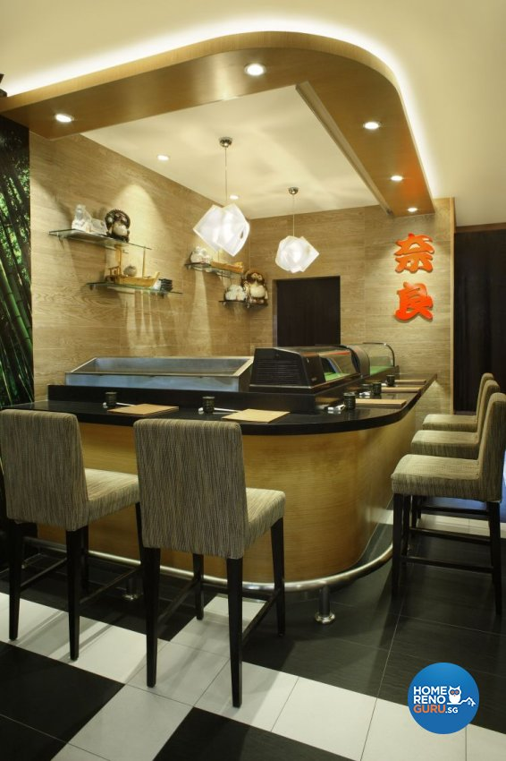 Modern, Tropical Design - Commercial - Retail - Design by Wideangle Pte Ltd