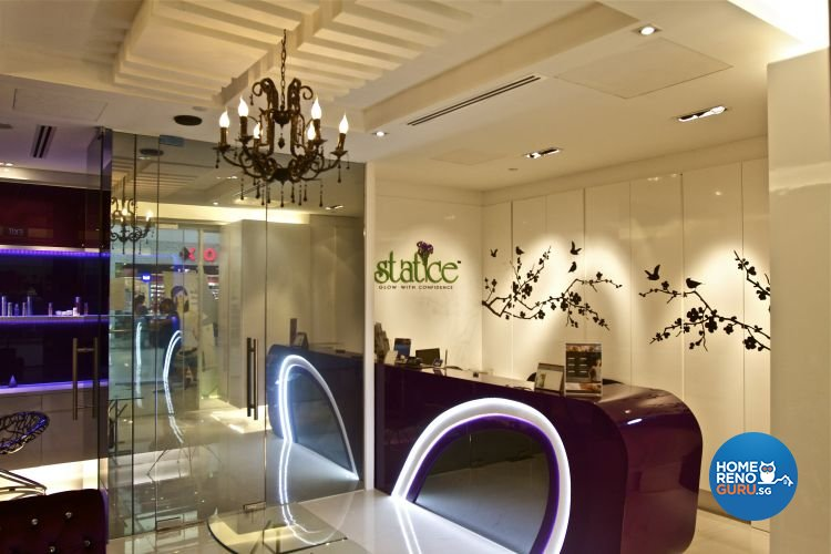 Classical, Modern Design - Commercial - Retail - Design by Wideangle Pte Ltd