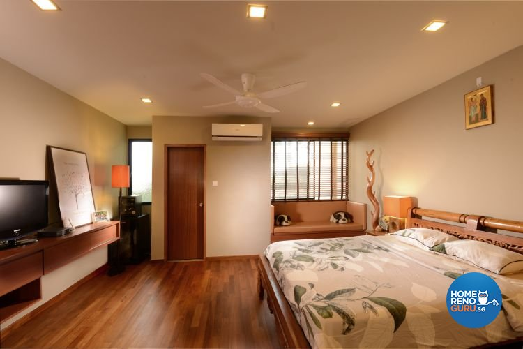 Contemporary, Tropical Design - Bedroom - Condominium - Design by Y-Axis ID