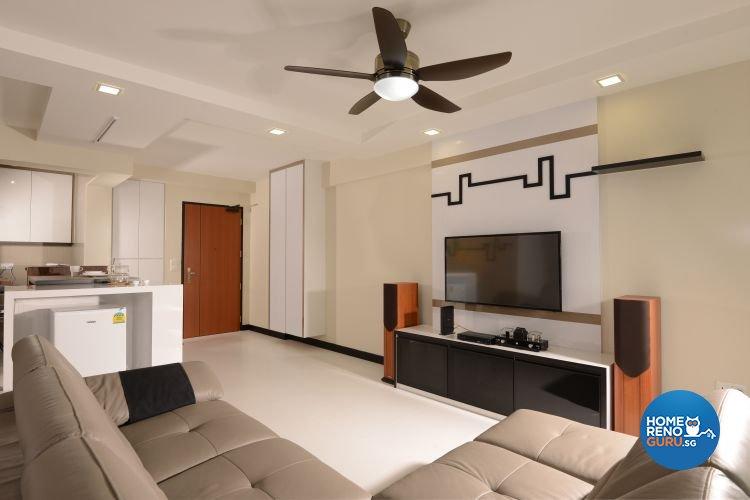 Y-Axis ID-HDB 5-Room package