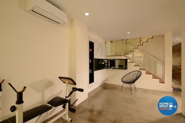 Classical, Contemporary, Modern Design - Entertainment Room - Landed House - Design by Y-Axis ID