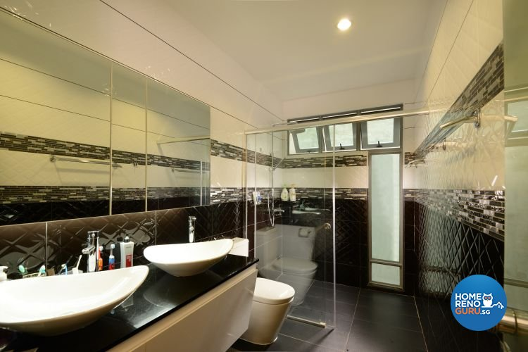 Classical, Contemporary, Modern Design - Bathroom - Landed House - Design by Y-Axis ID