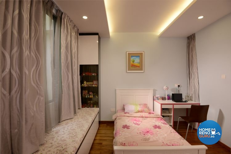 Classical, Contemporary, Modern Design - Bedroom - Landed House - Design by Y-Axis ID
