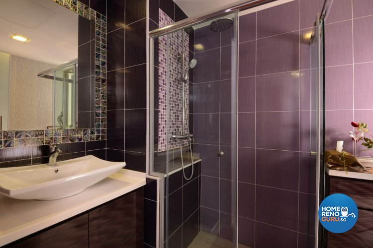 Contemporary, Minimalist Design - Bathroom - Condominium - Design by Y-Axis ID