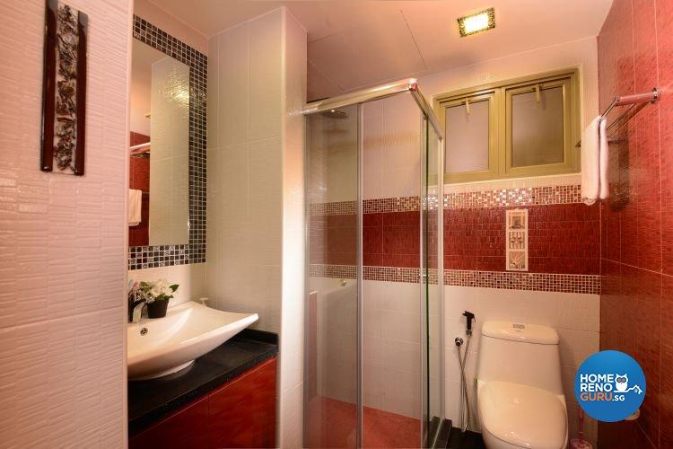 Contemporary, Minimalist Design - Bedroom - Condominium - Design by Y-Axis ID