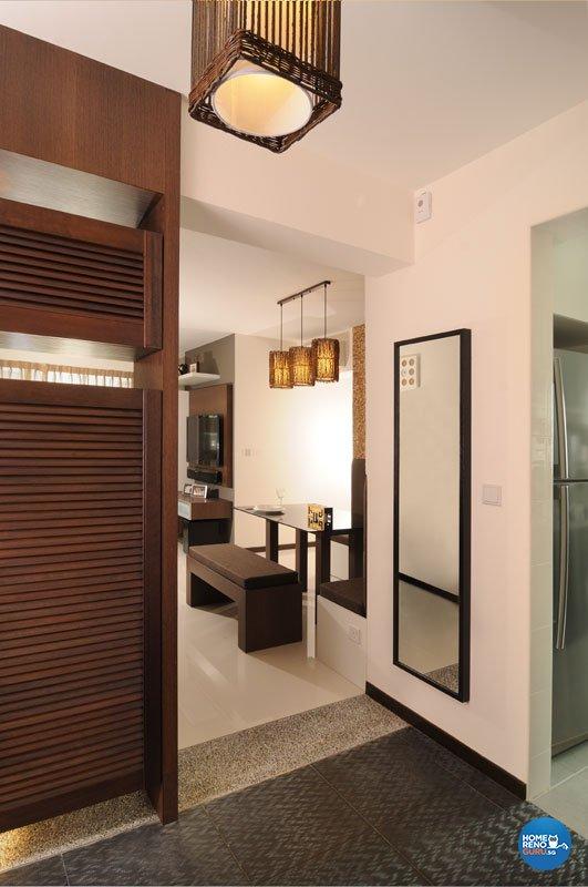 Contemporary, Minimalist, Modern Design - Living Room - HDB 5 Room - Design by Y-Axis ID