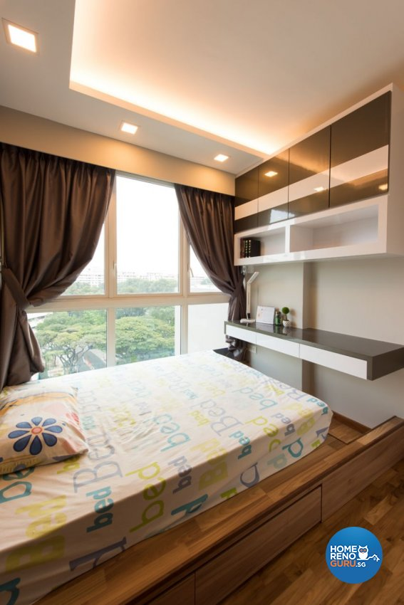 Classical Design - Bedroom - Condominium - Design by Yujia Interior Design Pte Ltd