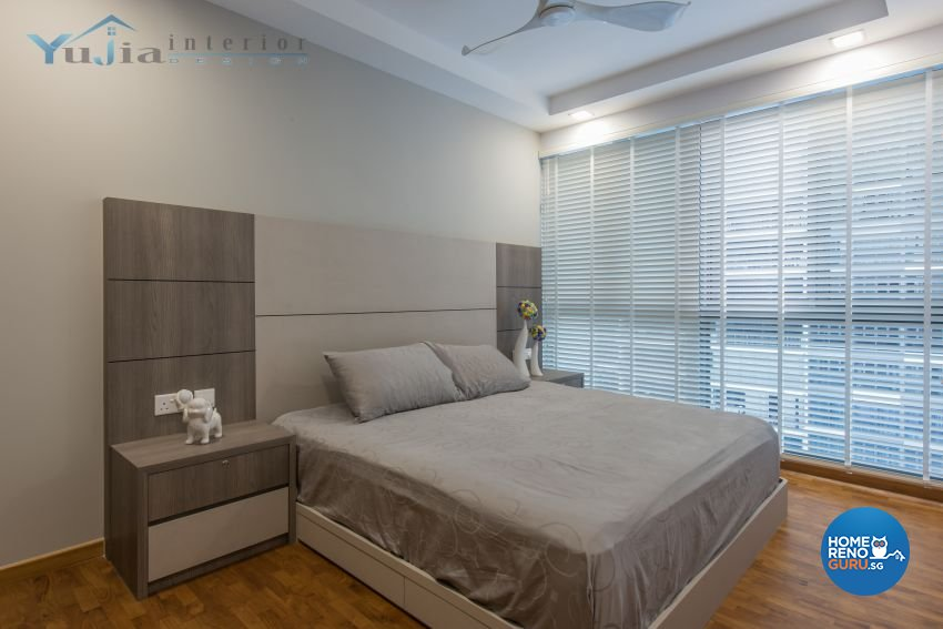Contemporary Design - Bedroom - Condominium - Design by Yujia Interior Design Pte Ltd