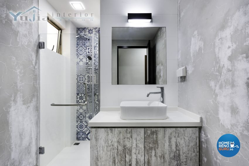 Contemporary Design - Bathroom - Condominium - Design by Yujia Interior Design Pte Ltd