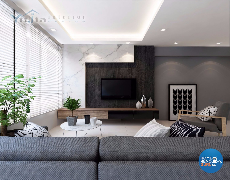 Yujia Interior Design Pte Ltd Admiralty Grove 3908 Singapore