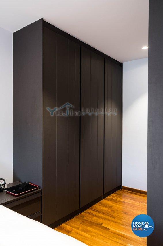 Contemporary Design - Bedroom - Landed House - Design by Yujia Interior Design Pte Ltd