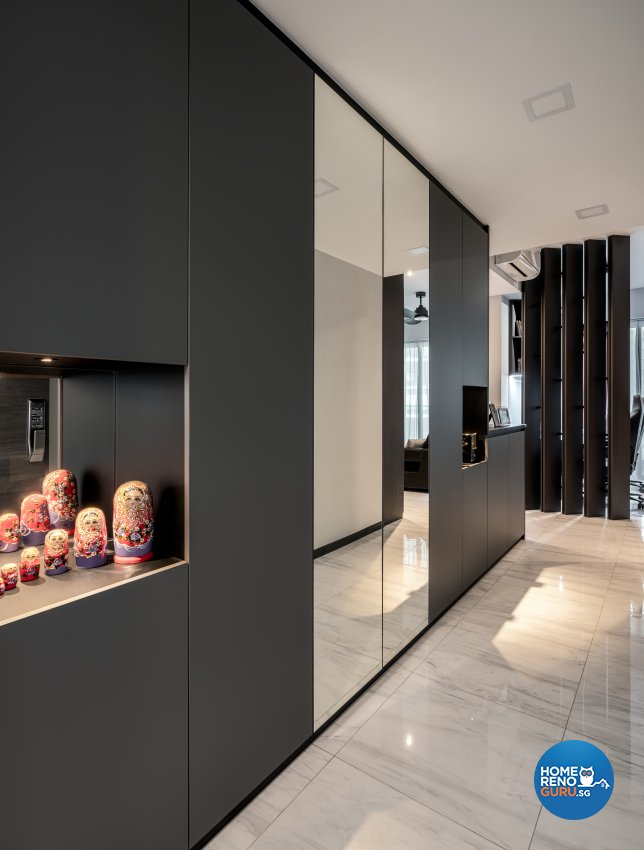 Modern, Others Design - Living Room - Condominium - Design by Zenith Arc Pte Ltd